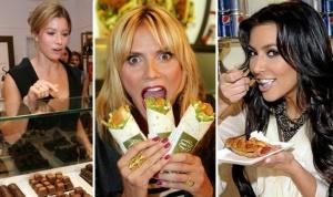 блюда знаменитостей