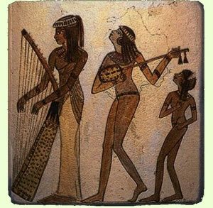 факты о музыке древнего египта